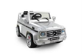 mercedes g55 ride on mercedes g55 silver with rc ride on cars mercedes