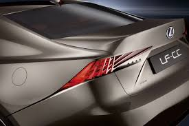zderzak przedni lexus is 250 lexus lf cc concept this is what an is coupe may look like