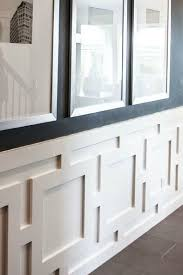 Best  Wall Trim Ideas On Pinterest Paneling Walls Living - Moulding designs for walls