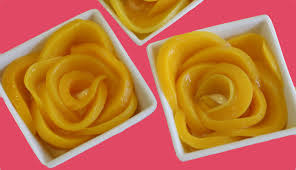Peach Roses Peach Roses With A Yogurt And Cheese Mousse Youtube
