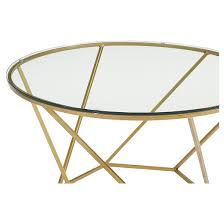 Nesting Coffee Tables Geometric Glass Nesting Coffee Tables Saracina Home Target
