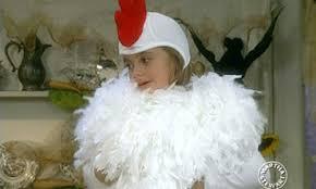 Infant Chicken Halloween Costume Video Baby Chicken Costume Martha Stewart