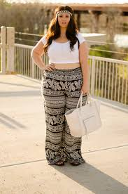 boho fashion boho plus size curvyoutfits