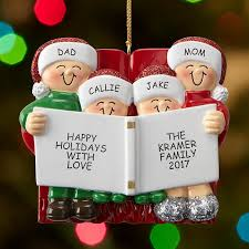 personalized family ornaments personal creations