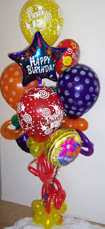 balloon arrangements for birthday birthday balloon bouquet ideas image inspiration of cake and