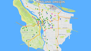 Portland Crime Map by Blog By Downtownchef Ign