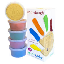 amazon com eco kids eco dough toys u0026 games