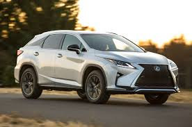 best lexus suv used 2016 lexus rx review
