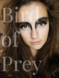 miss marcie marie halloween makeup the black bird