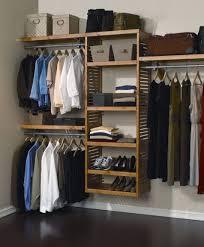 Bedroom Closet Closet Design Splendid Simple Wooden Closet Designs Simple Small