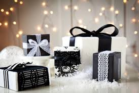 black and white gift wrap boxwood clippings archive gift wrap black white and lace