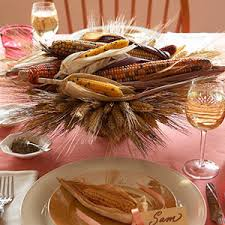 home decoration thanksgiving centerpieces and wreath go