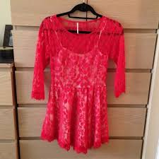 65 off free people dresses u0026 skirts nwot free people floral