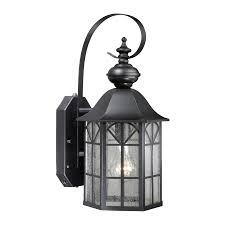 Lowes Porch Lights by Shop Cascadia Lighting 14 75 In H Oil Rubbed Bronze Motion