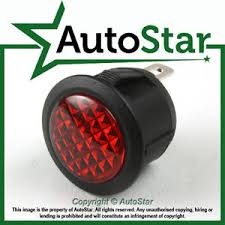 12 volt red led lights red led warning light 12v 12 volt dash board panel indicator classic