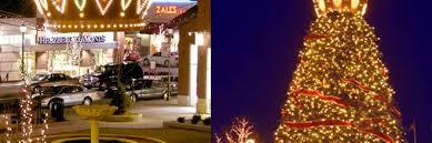 zona rosa tree lighting holiday festival archives sardi design