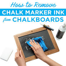 How To Get Marker Off The Wall by How To Remove Chalk Marker Ink From A Chalkboards U2013 Versachalk