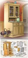 build armoire furniture plans and projects woodarchivist com