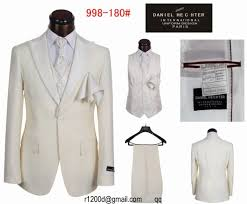 costume mariage blanc costume daniel hechter blanc grossiste costume daniel hechter
