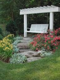 Top  Best Backyard Landscaping Ideas On Pinterest Backyard - Backyard garden designs pictures