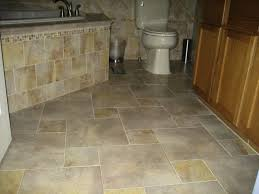 Tile Bathroom Floor Ideas Colors Beautiful Tile Bathroom Floor Ideas About Home Decor Concept With