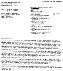 charity commitment letter donate maria goretti network katy tx to see a copy of our irs letter