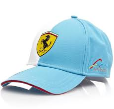 ferrari hat cap x 15 ferrari job lot wholesale scuderia f1 alonso blue