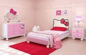 Girls Bedroom Furniture Modern Bedroom Pink Decoration Cute Modern Pink Kids Bedroom