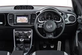 white volkswagen inside vwsa releases limited edition beetle r line iol motoring