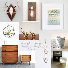 cool home decor gift ideas for the house