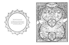 amazon com sacred geometry coloring book 9781620556528