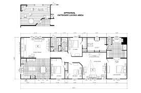 Live Oak Floor Plans Mobile Home Framing Diagram Mobile Home Frame Construction