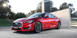 infiniti car q60 infiniti q60 red sport on sale in australia