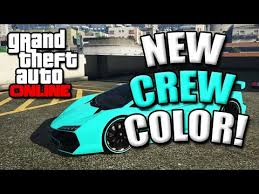 gta 5 online paint jobs best rare modded crew colors 37 violet