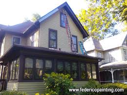 Exterior Paint For Aluminum Siding - south jersey exterior painting services nj