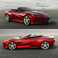 new ferrari portofino unveiled prior to the public debut at