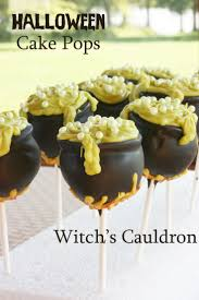 Halloween Cake Pops Images by Witch U0027s Cauldron Halloween Cake Pops Recipe