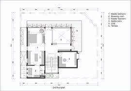 floor plan 2nd floor gallery of vh6 house idee architects 47