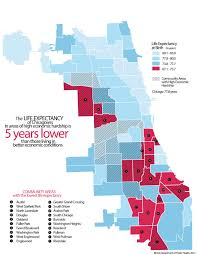 Map Of Chicago Suburbs Rahm Emanuel U0027s Plan For A Healthy Segregated Chicago Bleader