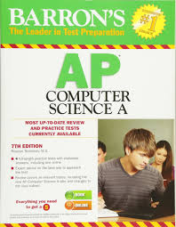 buy ap computer science a barron u0027s ap computer science book