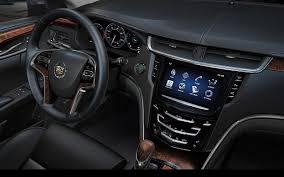 cadillac xts w20 livery package cadillac plans to enter black car market with xts livery package