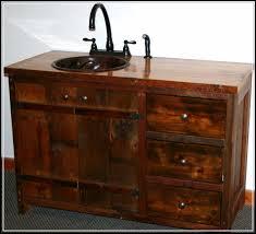 ideas perfect small rustic bathroom vanity small rustic bathroom