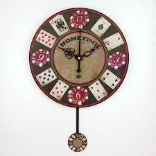 aliexpress com buy frozen large decorative wall clocks modern