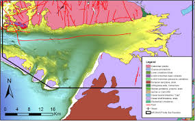 Boundary Waters Map Seabed Maps Galway Bay