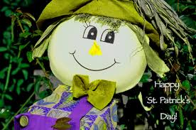 st patrick u0027s day scarecrow free stock photo public domain pictures