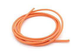 turnigy pure silicone wire 16awg 1m orange