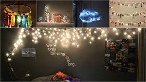 fascinating fairy lights in bedroom and twinkle around full length
