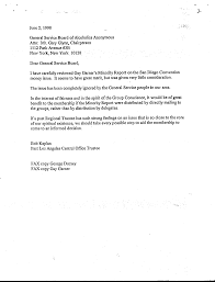 aaws kickbacks outside contributions cash incentives and june 2 1998