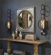 Wall Sconces Rustic Sconce Large Candle Holder Wall Sconces Remarkable Decorative
