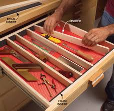 Cabinet Drawer Inserts 6 Storage Solutions You Can Build Into Any Cabinet Popular